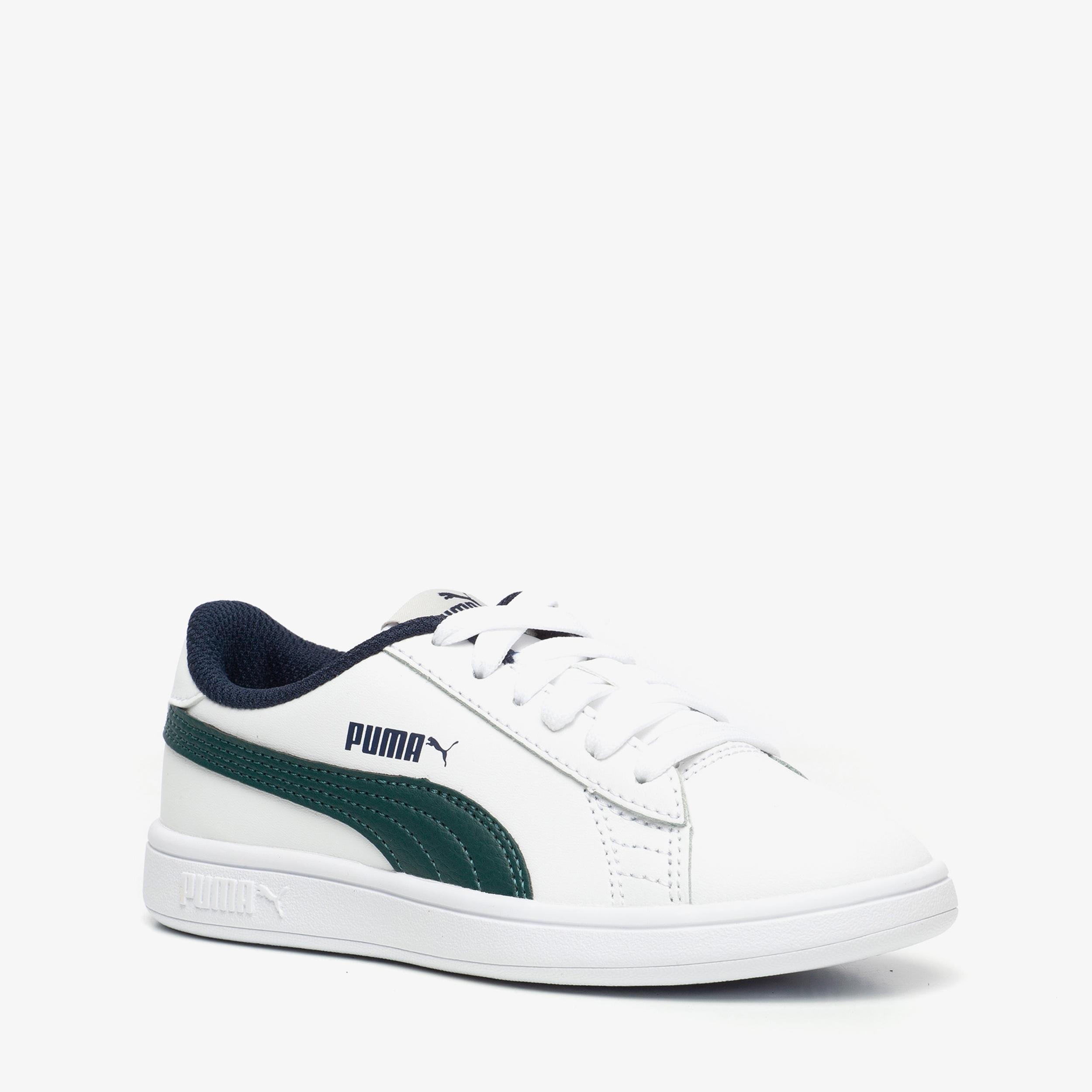 Puma Smash V2 L PS kinder sneakers | Scapino.nl