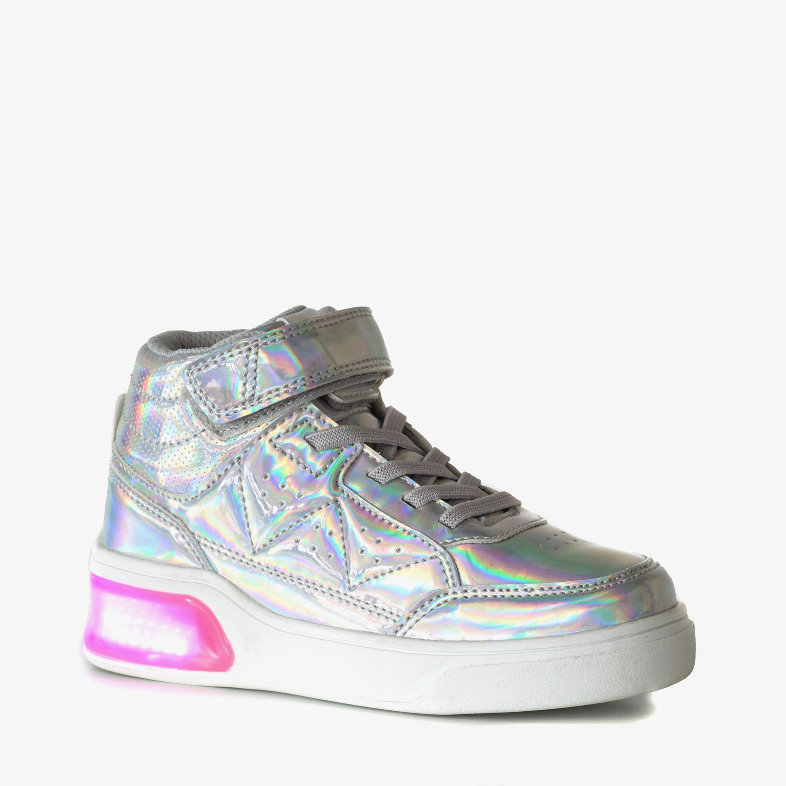 Blue Box meisjes sneakers met lichtjes | Scapino.nl