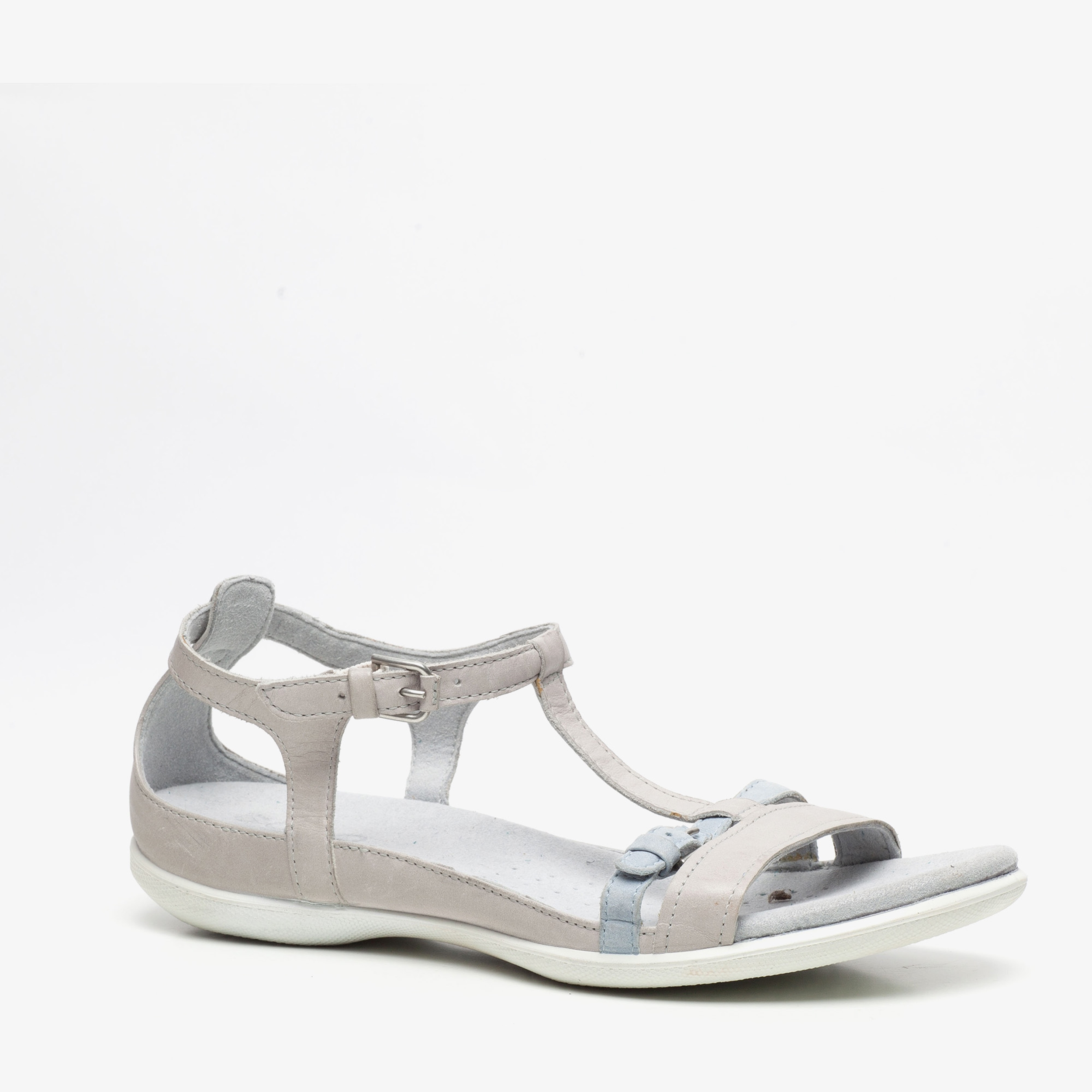 ECCO Summer leren dames sandalen online bestellen | Scapino