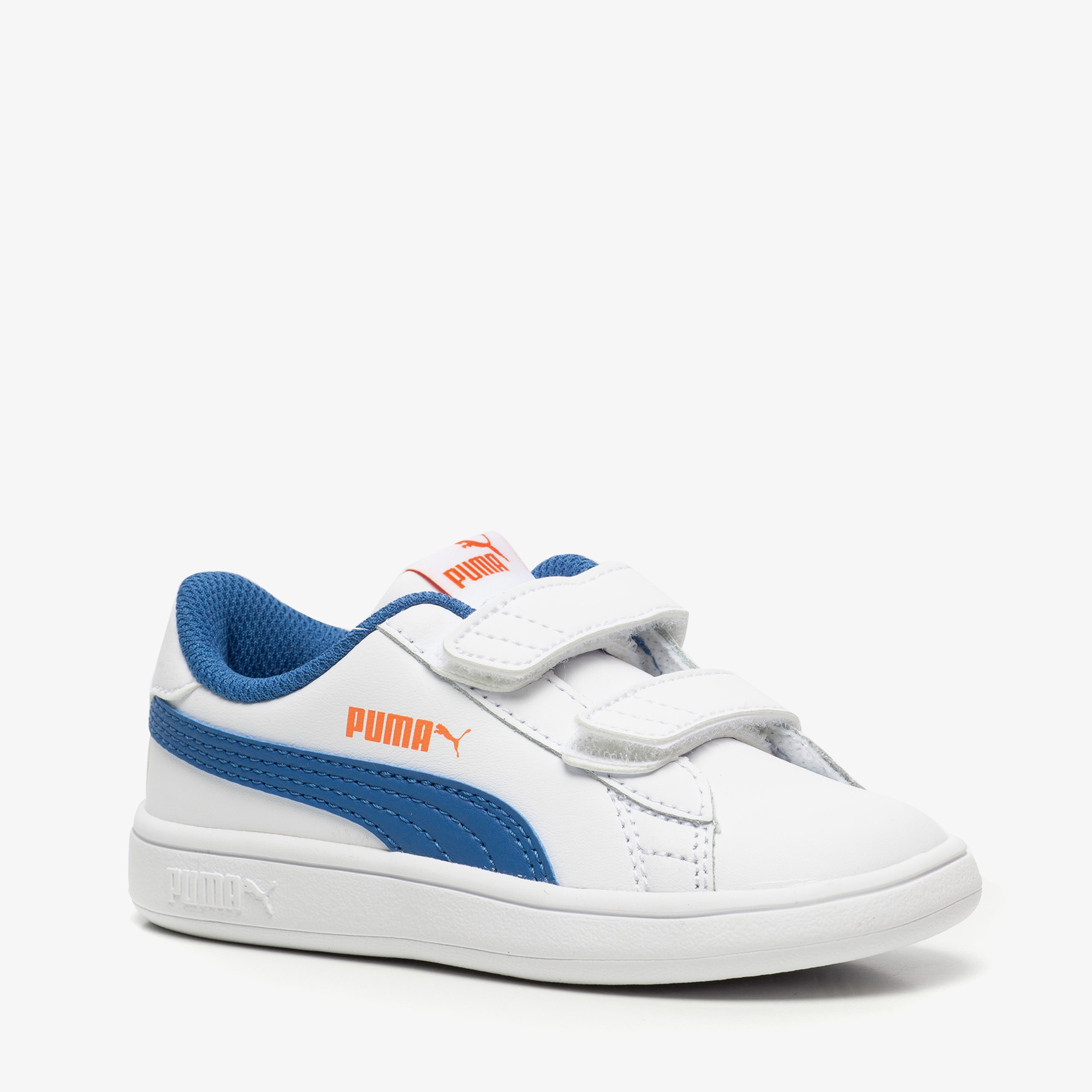 Puma Smash V2 INF kinder sneakers | Scapino.nl