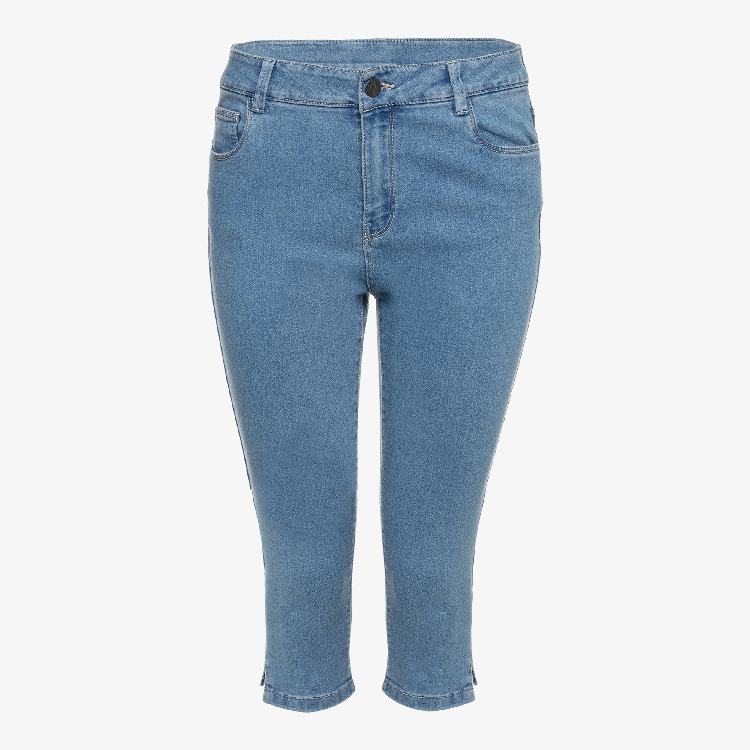 Jazlyn dames capri jeans